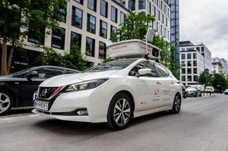 Warszawa kupuje kolejne elektryczne auta do e-kontroli.