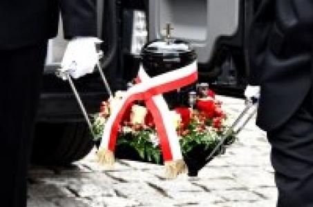 Pożegnaliśmy naszego przyjaciela ASP Michała Kędzierskiego który zginął na służbie.. Cześć jego pamięci!