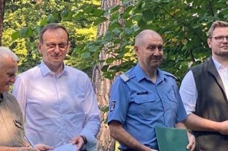 Lasy Państwowe otwierają się na współpracę ze Służbą Więzienną.